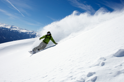 Snowboarders Get Ready Content Training
